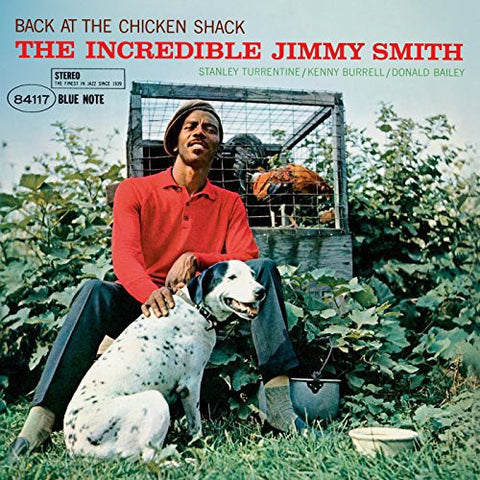 <b>The Incredible Jimmy Smith </b><br><i>Back At The Chicken Shack</i>