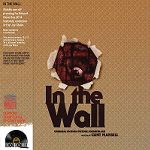 <b>Clint Mansell </b><br><i>In The Wall (Original Motion Picture Soundtrack)</i>