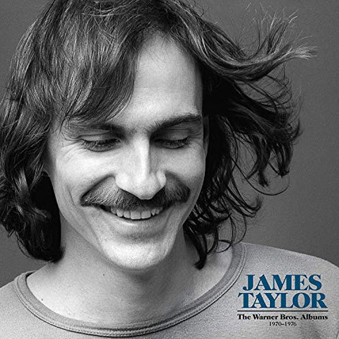 <b>James Taylor </b><br><i>The Warner Bros. Albums 1970 - 1976 [6LP Box Set]</i>