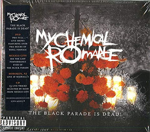<b>My Chemical Romance </b><br><i>The Black Parade Is Dead!</i>