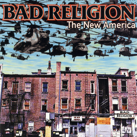 <b>Bad Religion </b><br><i>The New America</i>