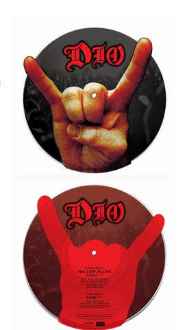 <b>Dio </b><br><i>The Last In Line [Picture Disc]</i>