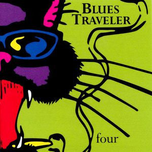<b>Blues Traveler </b><br><i>Four [Colored Vinyl]</i>