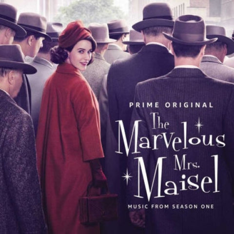 <b>The Marvelous Mrs. Maisel </b><br><i>Season 1 Soundtrack</i>