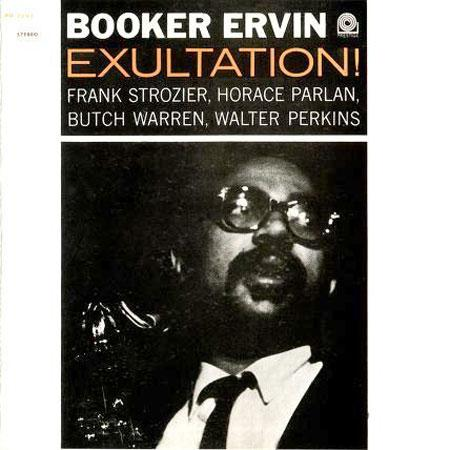 <b>Booker Ervin </b><br><i>Exultation!</i>