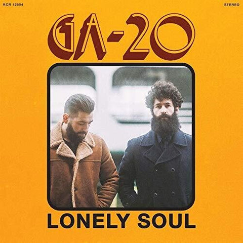 <b>GA-20 </b><br><i>Lonely Soul [Black Vinyl]</i>