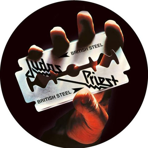 <b>Judas Priest </b><br><i>British Steel - Limited Edition 40th Anniversary Edition [Picture Disc]</i>