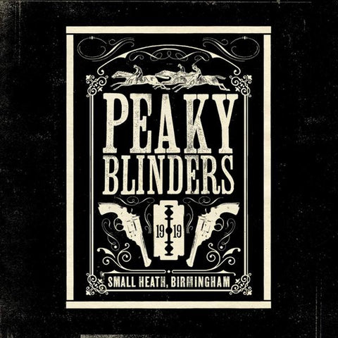 <b>Various </b><br><i>Peaky Blinders Soundtrack</i>