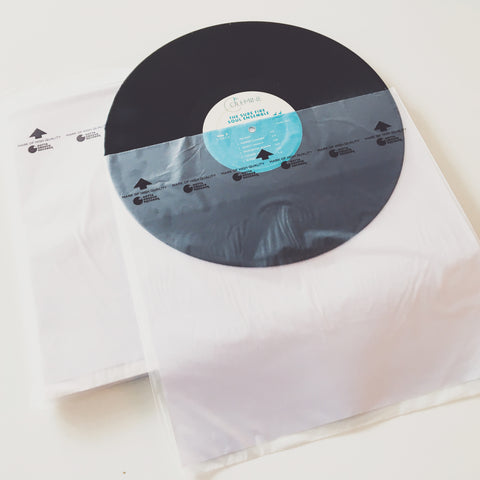 Gotta Groove Records Rice Paper Inner Sleeves