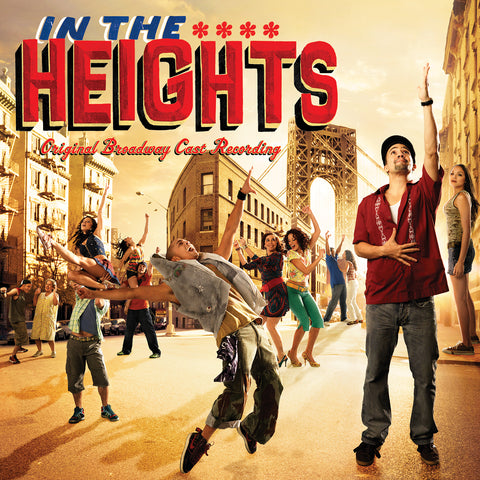 <b>Lin-Manuel Miranda </b><br><i>In The Heights</i>