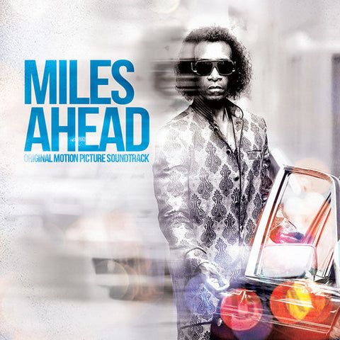 <b>Miles Davis </b><br><i>Miles Ahead (Original Motion Picture Soundtrack)</i>