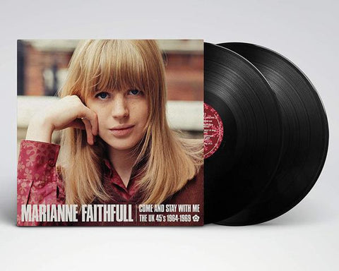 <b>Marianne Faithfull </b><br><i>Come And Stay With Me - The UK 45s 1964-1969</i>