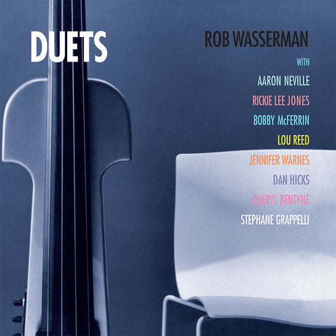 <b>Rob Wasserman </b><br><i>Duets</i>