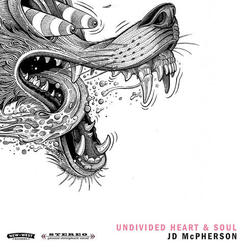 <b>JD McPherson </b><br><i>Undivided Heart & Soul</i>