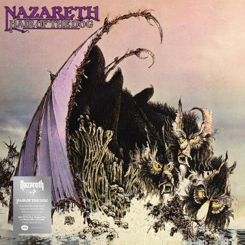 <b>Nazareth </b><br><i>Hair Of The Dog [Purple Vinyl] [Import]</i>
