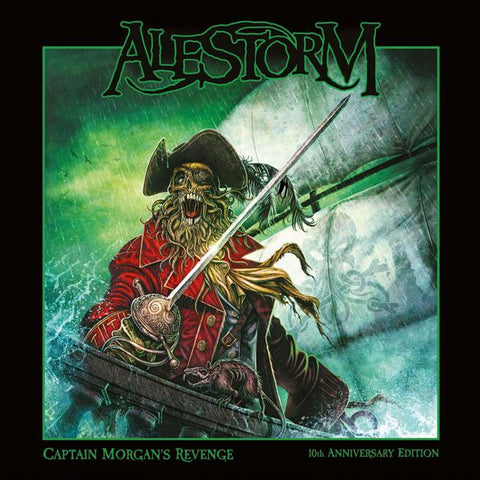<b>Alestorm </b><br><i>Captain Morgan's Revenge: 10th Anniversary</i>