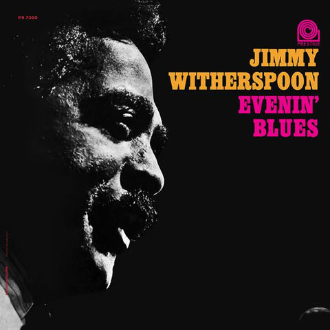 <b>Jimmy Witherspoon </b><br><i>Evenin' Blues</i>