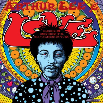 <b>Arthur Lee And Love </b><br><i>Coming Through You</i>