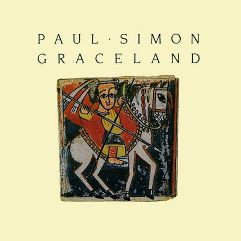 <b>Paul Simon </b><br><i>Graceland</i>