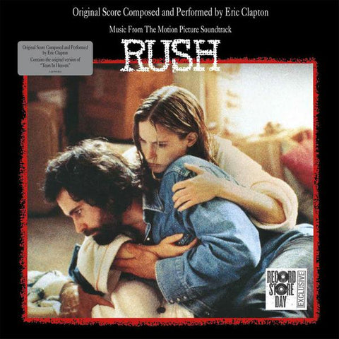 <b>Eric Clapton </b><br><i>Rush Soundtrack</i>