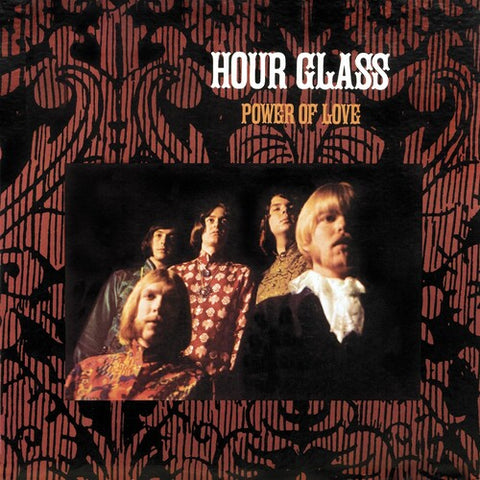 <b>Hour Glass </b><br><i>Power Of Love</i>