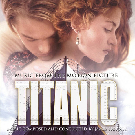 <b>James Horner </b><br><i>Titanic (Music From The Motion Picture)</i>