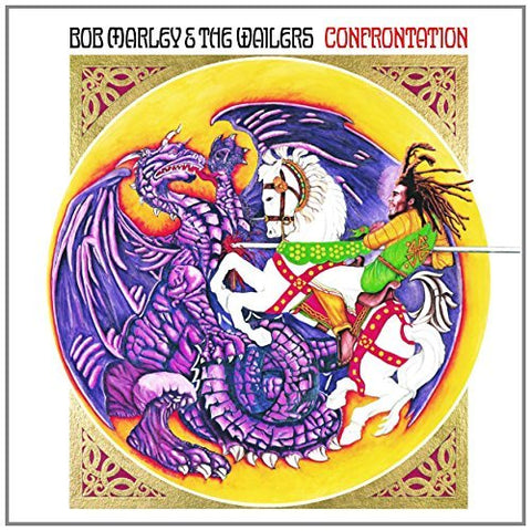 <b>Bob Marley & The Wailers </b><br><i>Confrontation</i>