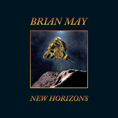 "<b>Brian May </b><br><i>New Horizons [12"" Single]</i>"