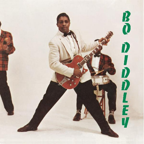 <b>Bo Diddley </b><br><i>Bo Diddley [Blue Vinyl]</i>