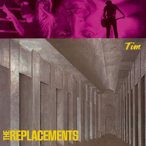 <b>The Replacements </b><br><i>Tim [Magenta Pink Vinyl] [ROCKtober 2019 Exclusive]</i>