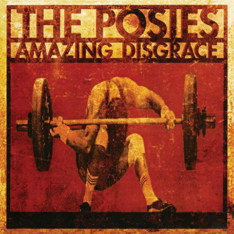 <b>The Posies </b><br><i>Amazing Disgrace</i>