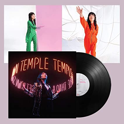 <b>Thao & The Get Down Stay Down </b><br><i>Temple</i>