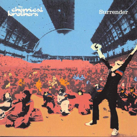 <b>The Chemical Brothers </b><br><i>Surrender [Super Deluxe 4-lp + DVD Box Set]</i>