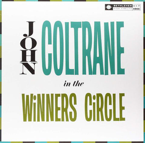 <b>John Coltrane </b><br><i>John Coltrane In The Winners Circle</i>