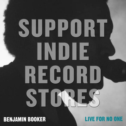 <b>Benjamin Booker </b><br><i>Live For No One</i>