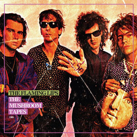 <b>The Flaming Lips </b><br><i>The Mushroom Tapes [Colored Vinyl]</i>