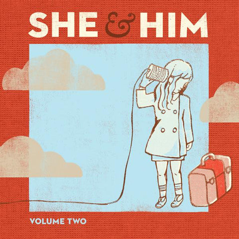 <b>She & Him </b><br><i>Volume Two</i>
