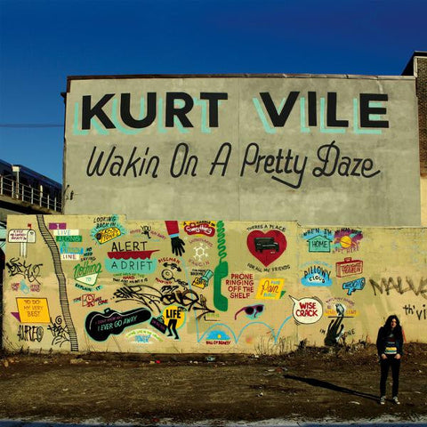 <b>Kurt Vile </b><br><i>Wakin On A Pretty Daze</i>