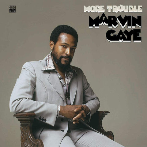 <b>Marvin Gaye </b><br><i>More Trouble</i>