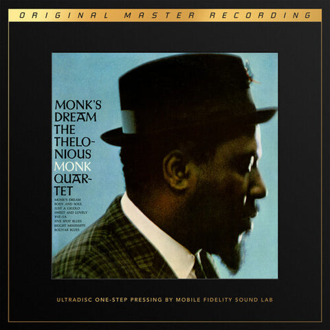 <b>The Thelonious Monk Quartet </b><br><i>Monk's Dream [Limited Edition UltraDisc One-Step 45 RPM Vinyl 2LP Box Set]</i>