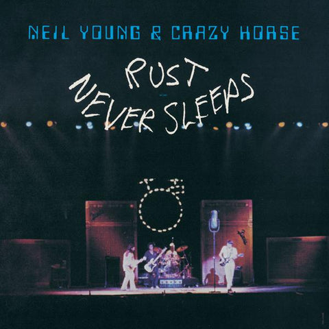 <b>Neil Young & Crazy Horse </b><br><i>Rust Never Sleeps</i>