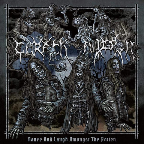 <b>Carach Angren </b><br><i>Dance And Laugh Amongst The Rotten [Silver Vinyl]</i>