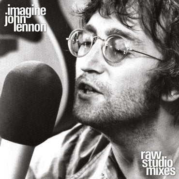 <b>John Lennon </b><br><i>Imagine (Raw Studio Mixes)</i>