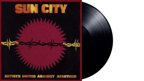 <b>Artists United Against Apartheid </b><br><i>Sun City</i>