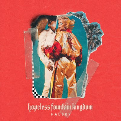 <b>Halsey </b><br><i>Hopeless Fountain [Indie-Exclusive Red w/ Yellow Splatter]</i>