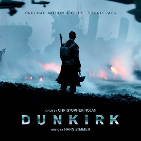 <b>Hans Zimmer </b><br><i>Dunkirk (Original Motion Picture Soundtrack)</i>