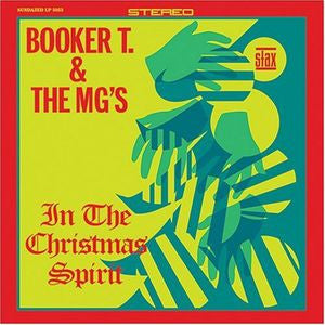 <b>Booker T. & The MG's* </b><br><i>In The Christmas Spirit</i>