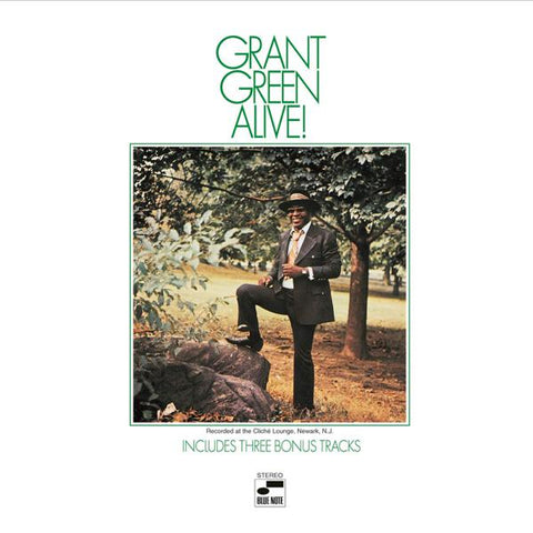 <b>Grant Green </b><br><i>Alive! [Blue Note 80th Anniversary Series]</i>