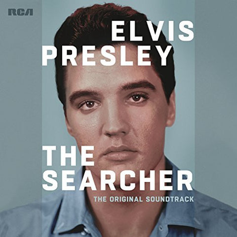 <b>Elvis Presley </b><br><i>The Searcher (Original Soundtrack)</i>
