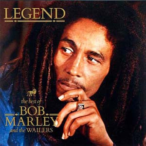 <b>Bob Marley & The Wailers </b><br><i>The Best Of Bob Marley & The Wailers</i>